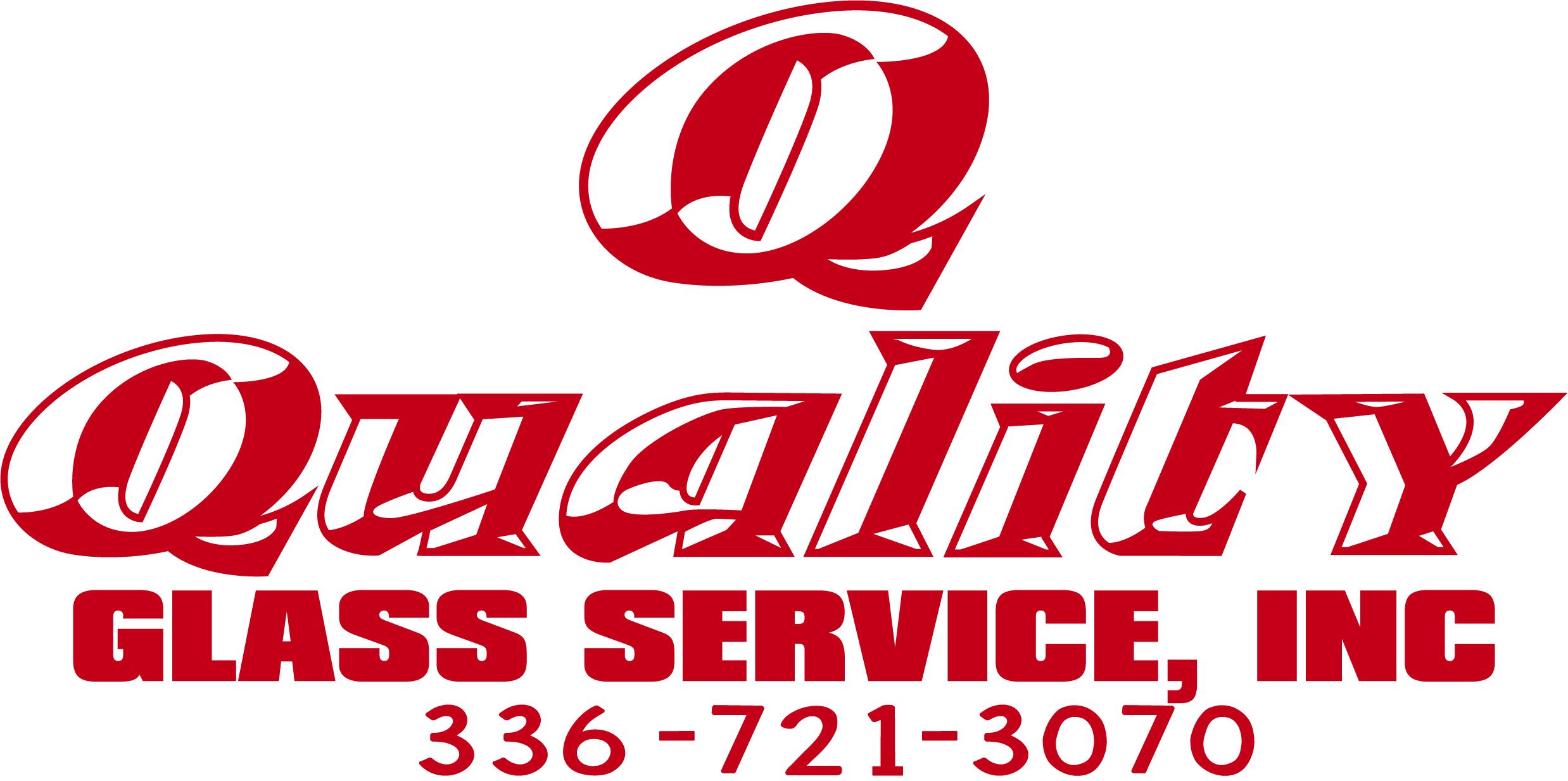 Hole Sponsor - Quality Glass - Logo