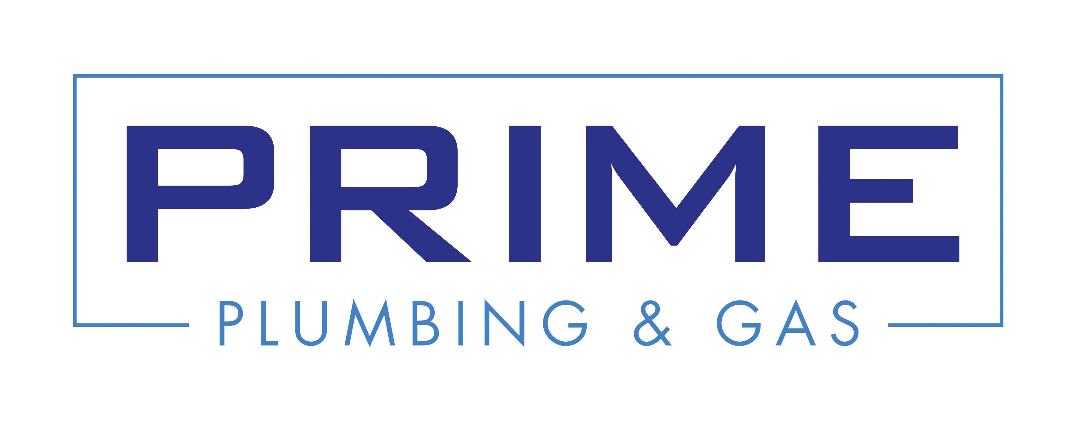 Prize Sponsor - Prime Plumbing & Gas - Logo