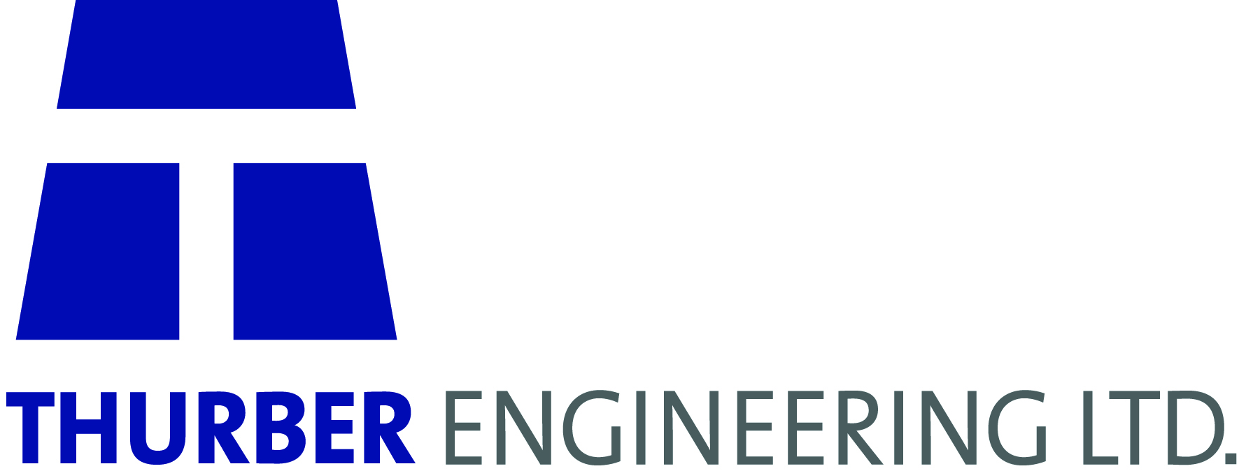 Half Hole Sponsor - Thurber Engineering - Logo