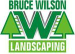 Hole In One Sponsor - Bruce Wilson Landscaping Limited - Logo