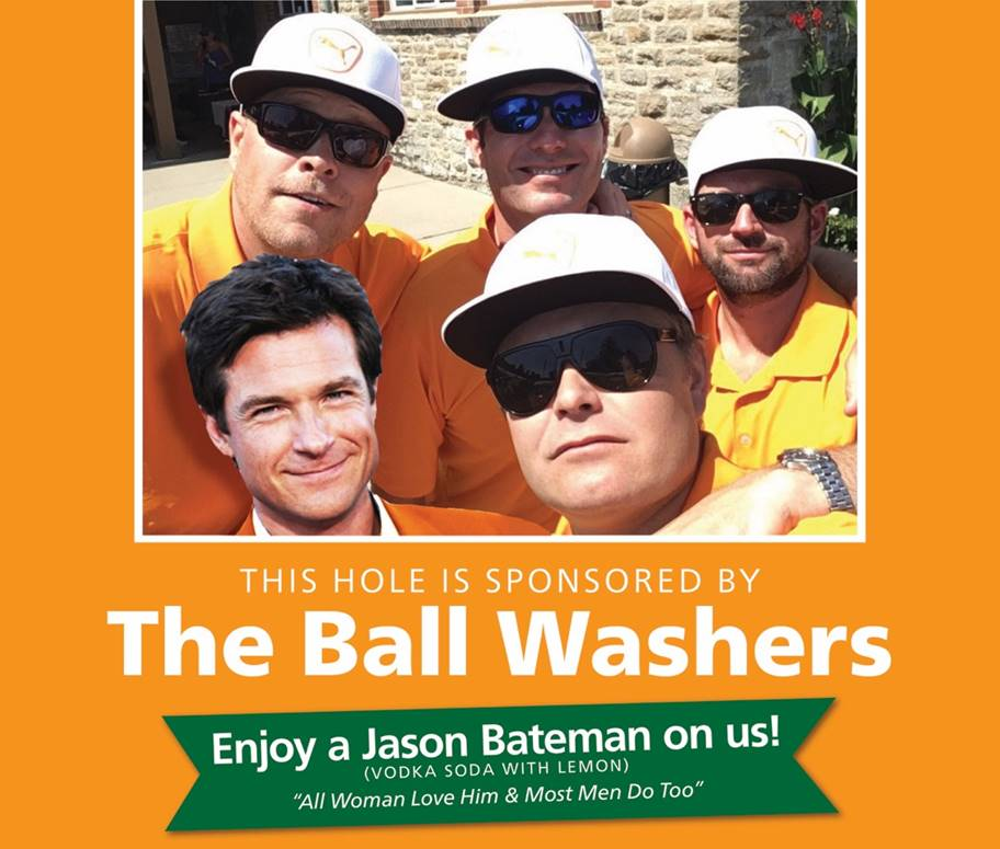 The Ball Washers