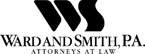 Silver Star Sponsor - Ward & Smith, P.A Attorney At Law - Logo