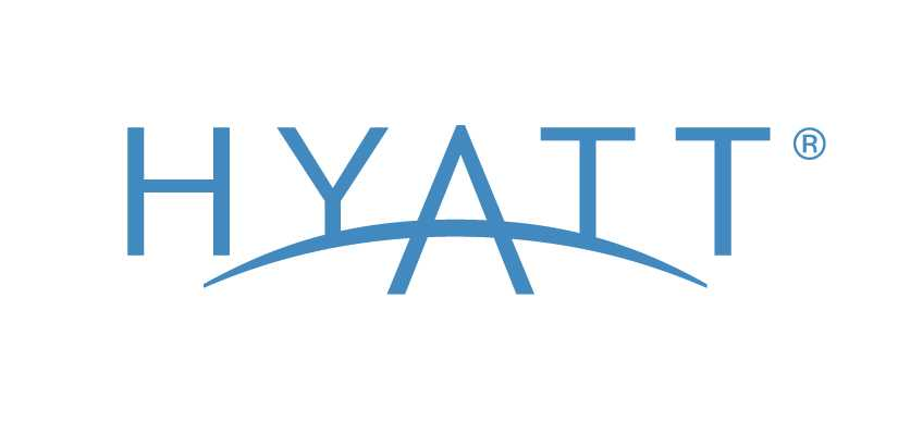 GOLD SPONSOR - Hyatt Hotels and Resorts - Logo