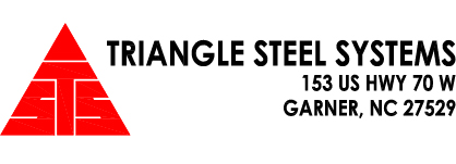 Silver Star Sponsor - Triangle Steel Systems - Logo