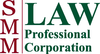 Hole Sponsorship - SMM Law - Logo