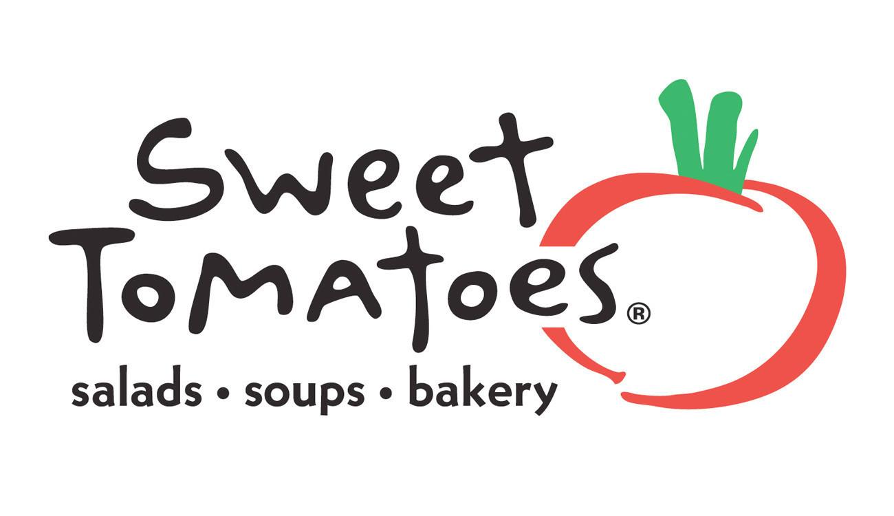 Prize Sponsor - Sweet Tomatoes - Logo
