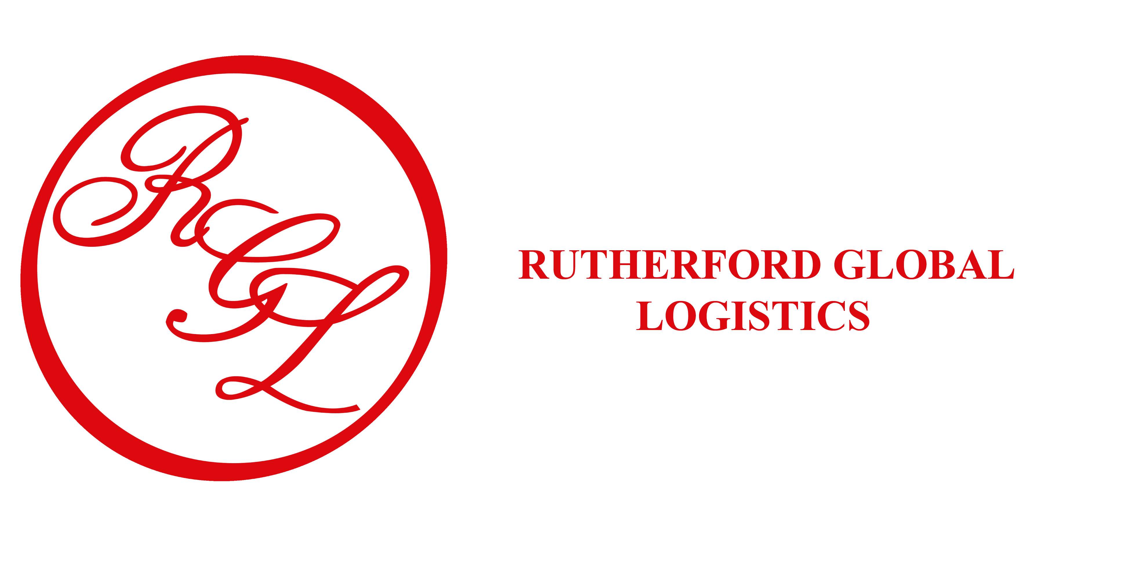 Title Sponsor - Rutherford Global Logistics - Logo