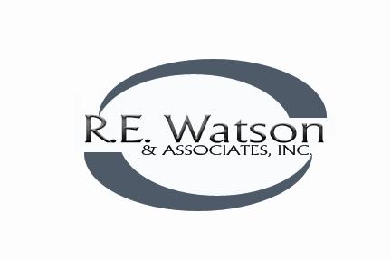 Closest to the Pin Sponsor - R.E. Watson & Associates - Logo