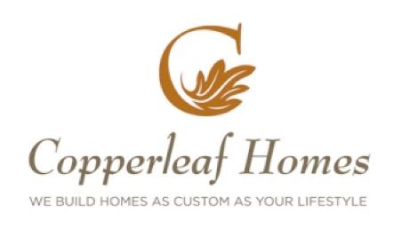 Hole Sponsor - Copperleaf Homes - Logo