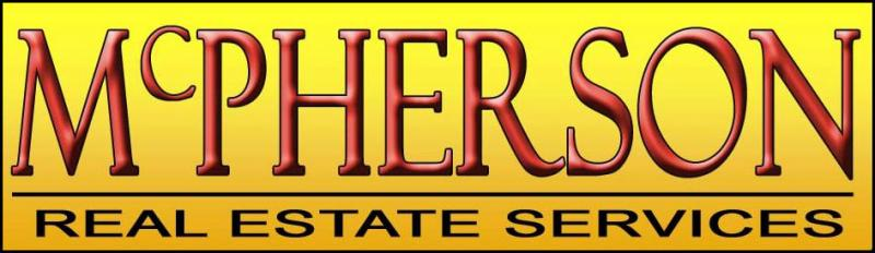 Gold Sponsors - McPherson Real Estate - Logo