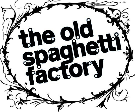 BRONZE SPONSOR - The Old Spaghetti Factory - Logo