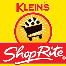 Golf Cart Sponsors - Klein's ShopRite - Logo