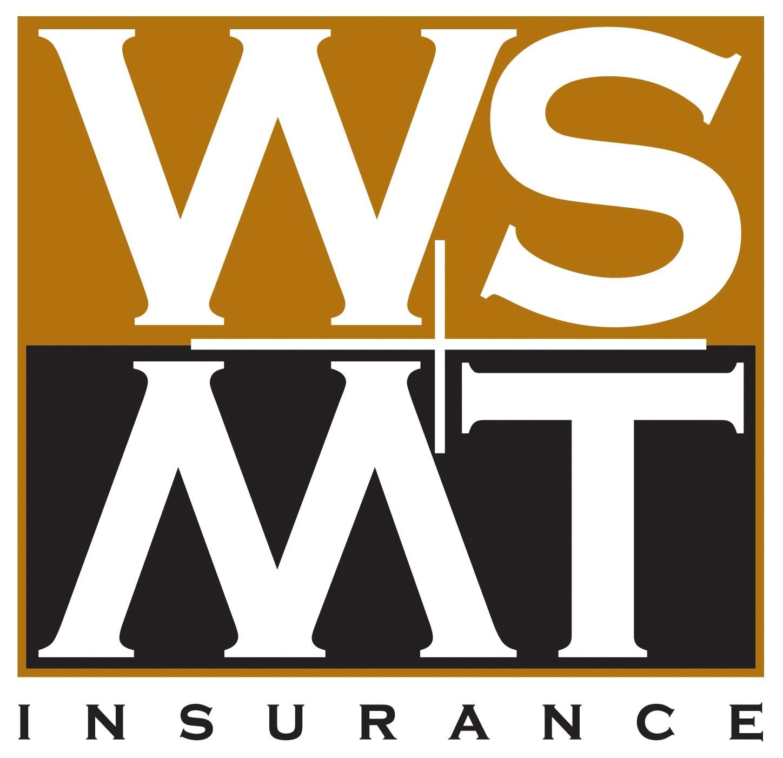 Golf Cart Sponsors - WSMT Insurance - Logo
