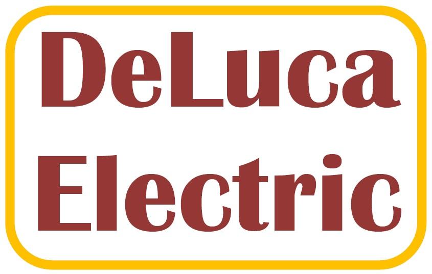 Driving Range Sponsors - DeLuca Electric - Logo