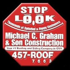 Tournament Sponsor - Michael C. Graham and Son Construction - Logo