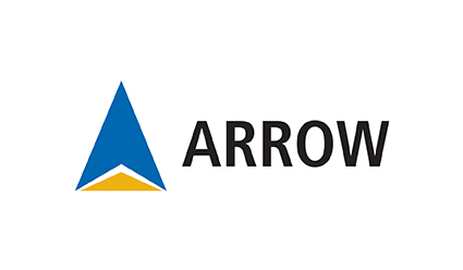 Friends of Rotary - Arrow - Logo