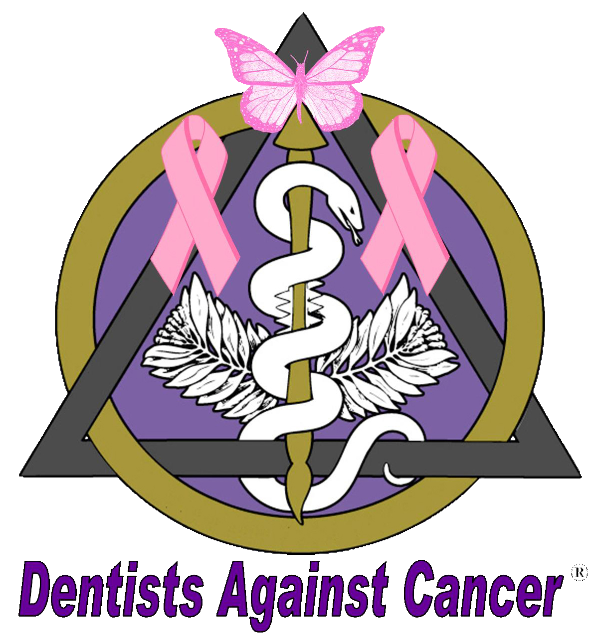 Golf Ball Sponsor - Dentists Against Cancer - Logo
