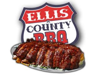 Dinner Sponsor - Ellis County BBQ - Logo