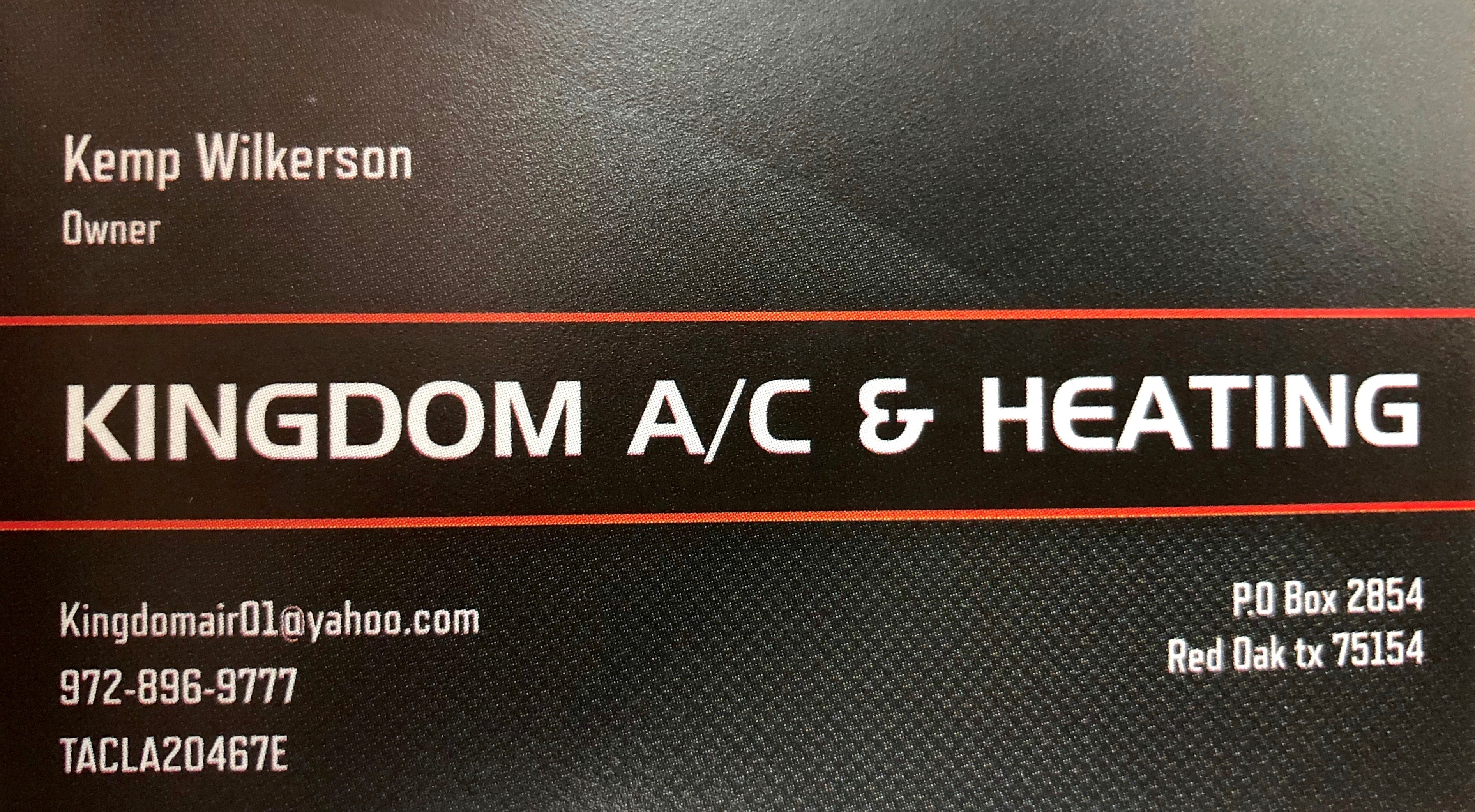 Kingdom A/C & Heating