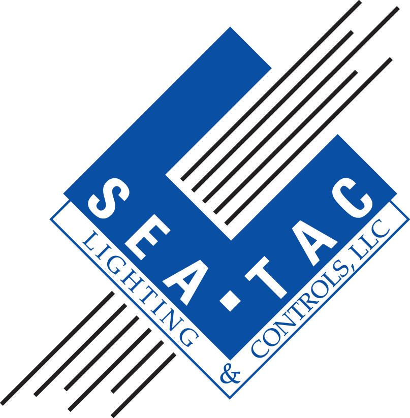 Major Sponsor - SeaTac Lighting & Controls - Logo