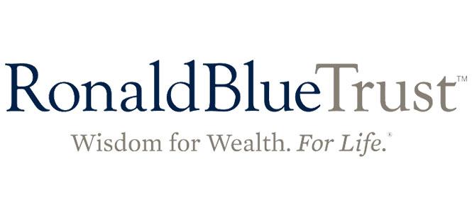 Silver Sponsors - Ronald Blue Trust - Logo