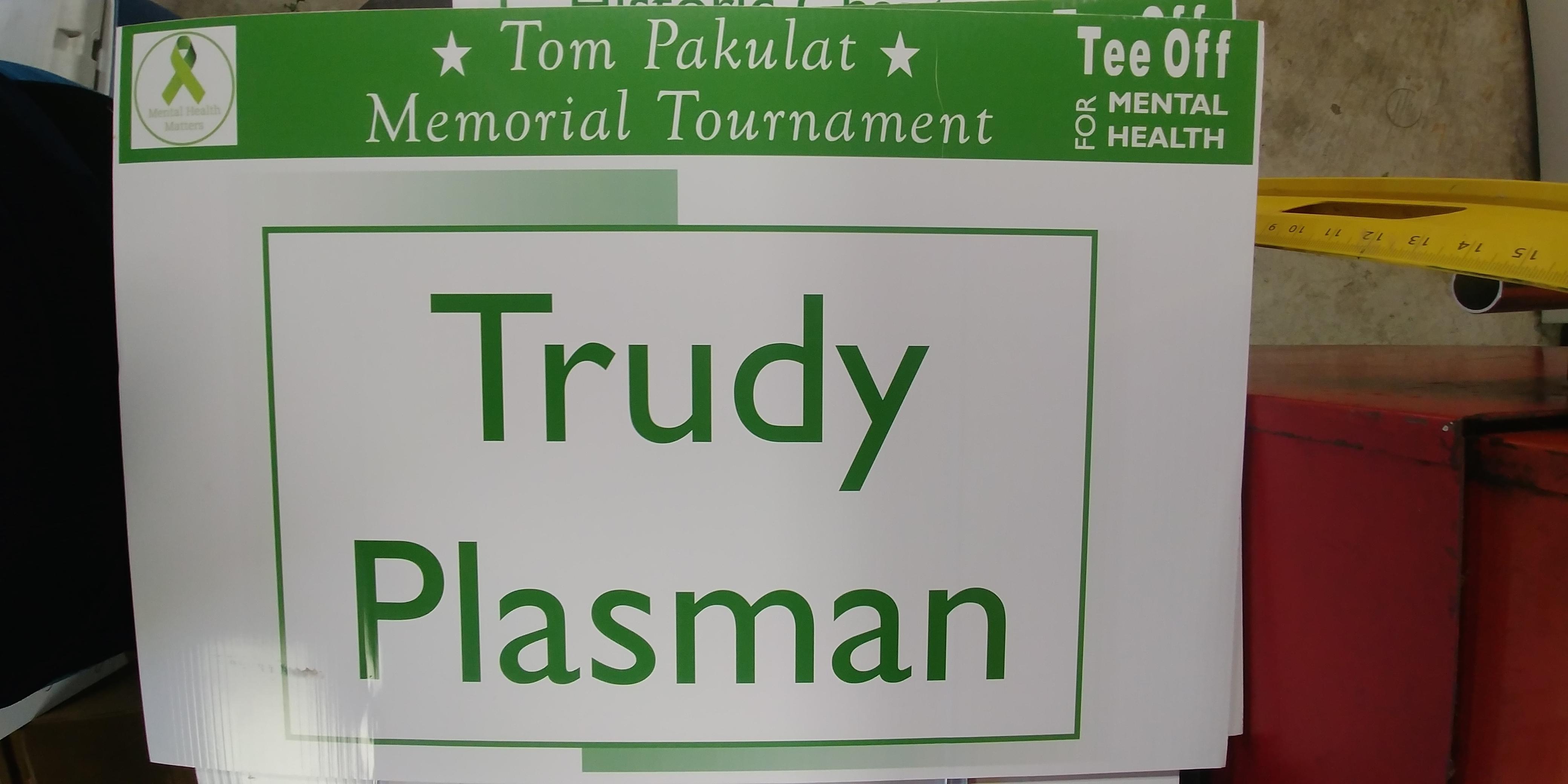 Trudy Plasman