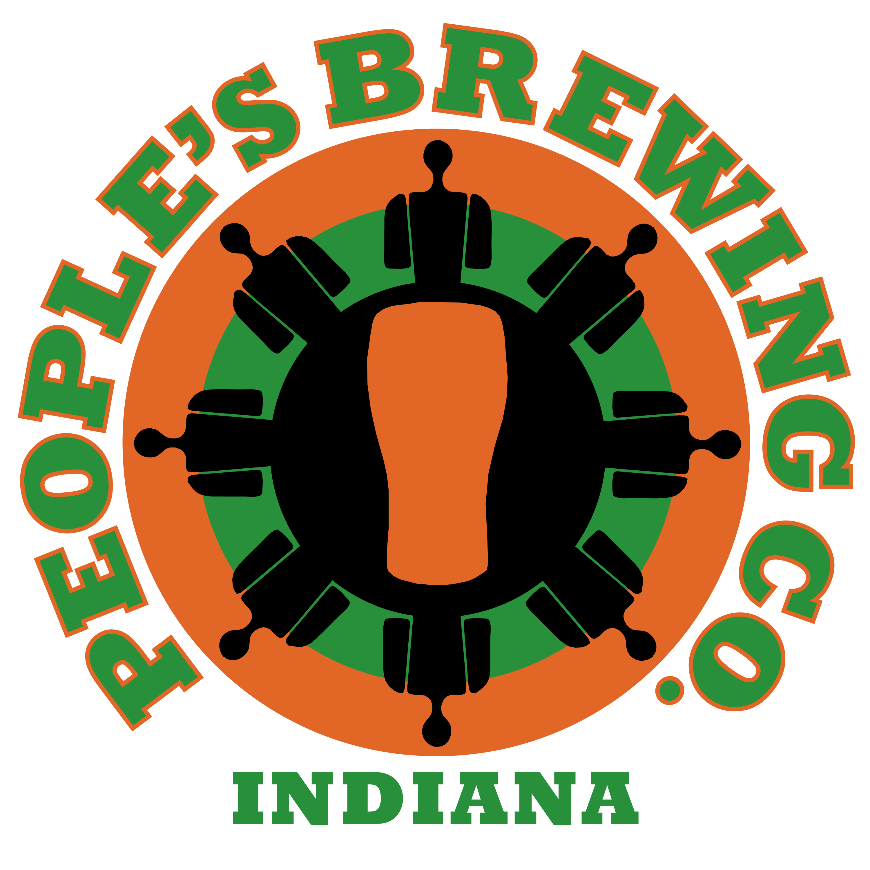 CONTRIBUTORS - People's Brewing Company - Logo
