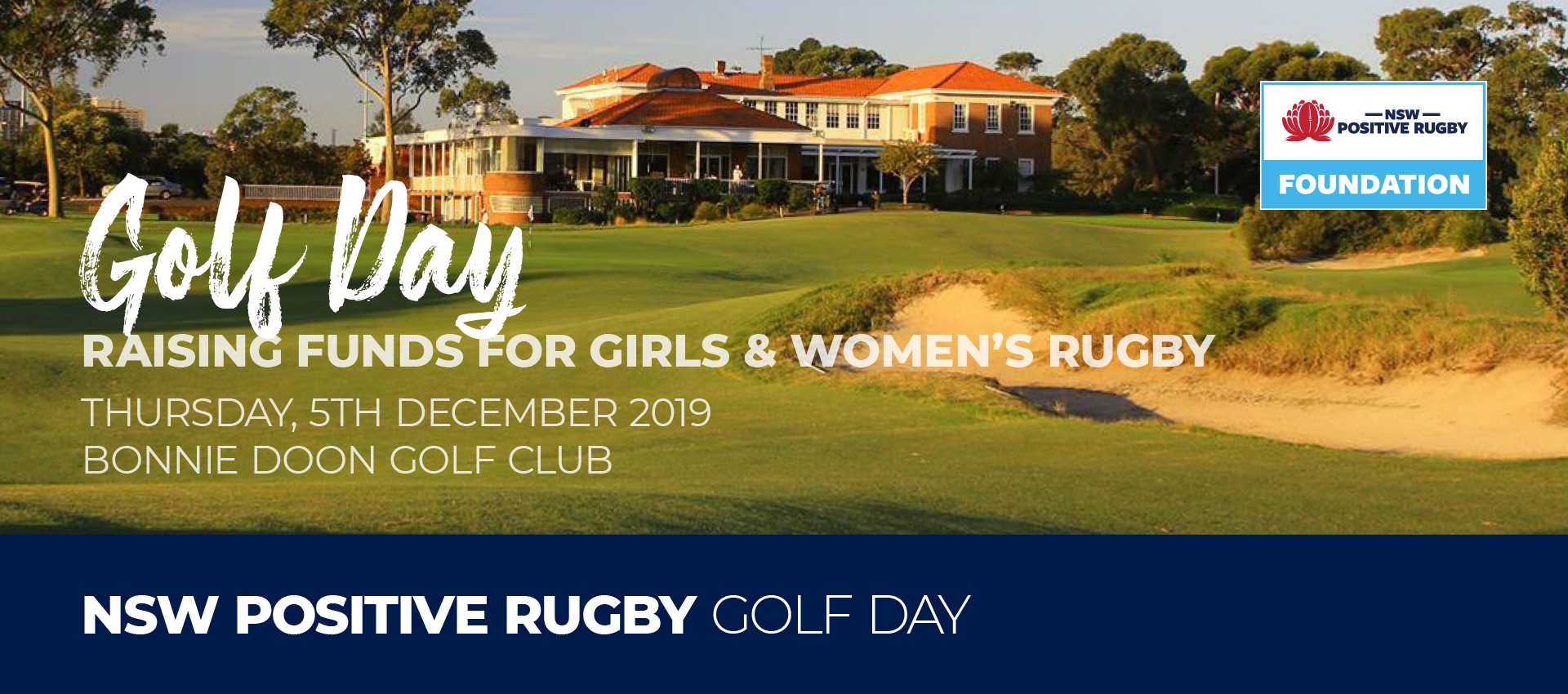 Event Home Page Nsw Positive Rugby Foundation Golf Day