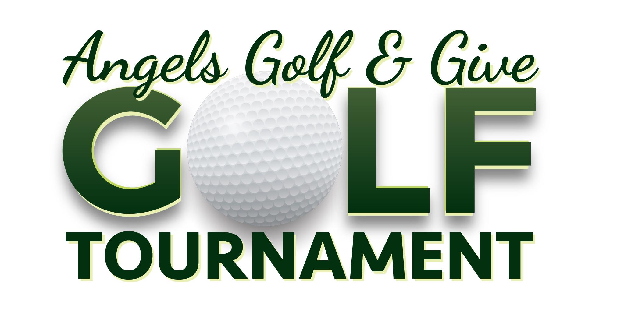 Angels Golf & Give 2020 logo