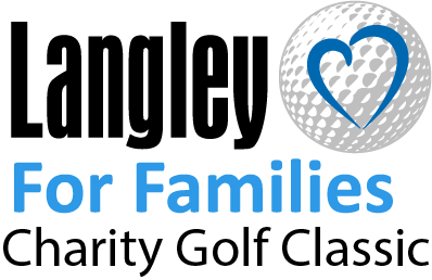 Langley for Families Charity Golf Classic 2021 logo