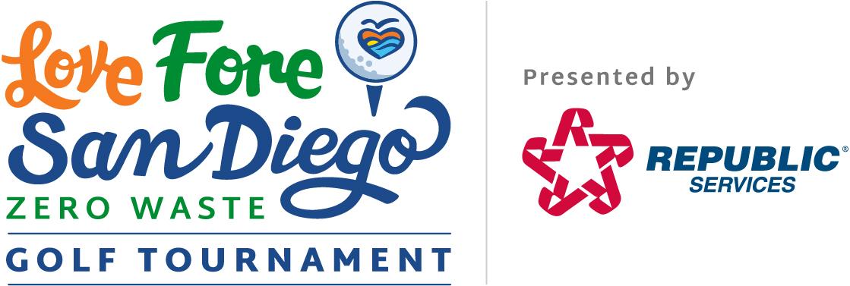 Love Fore San Diego logo