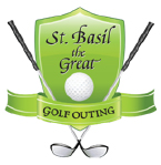 St. Basil the Great Golf Outing logo