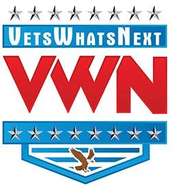 VetsWhatsNext® Inaugural Golf Tournament Scholarship Fundraiser logo