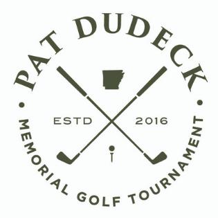 Pat Dudeck Memorial Golf Tournament logo