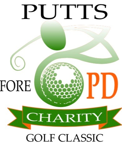 2021 Putts Fore PD Charity Golf Classic logo