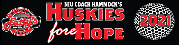 Coach Hammock's Huskies for Hope 2021 logo