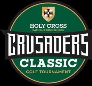 Crusader Classic Golf Tournament logo