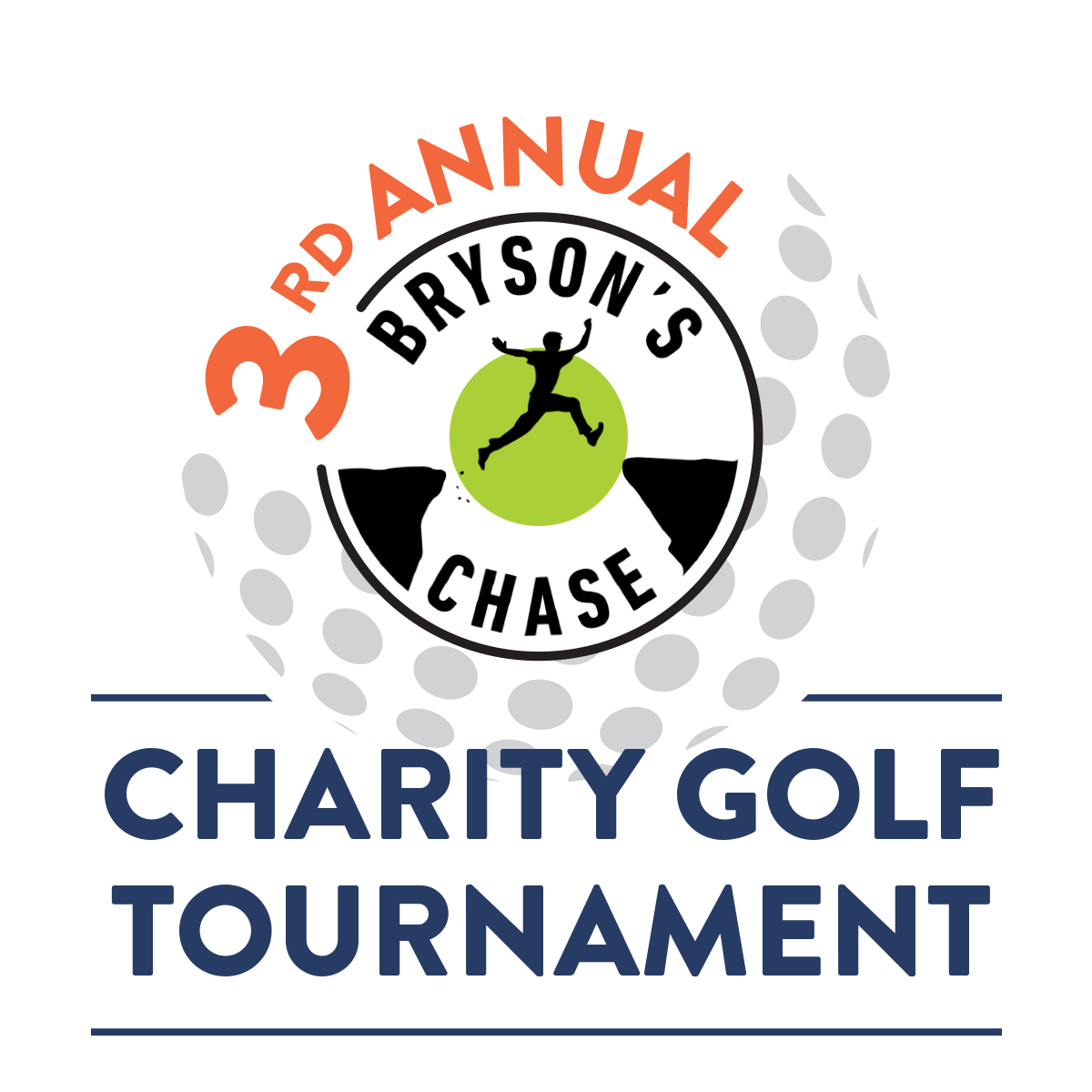 3rd annual Bryson's Chase Golf Tournament Presented by Mortgage Solutions Financial logo
