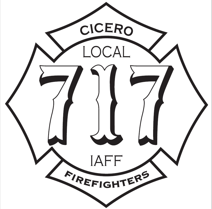 Cicero Firefighters Charitable Golf Tournament logo