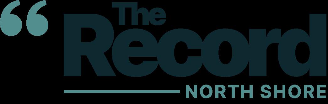 The Record Open logo