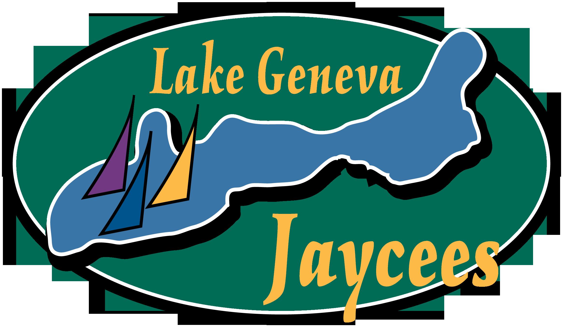 Lake Geneva Jaycees Golfing for Those in Need 2021 logo