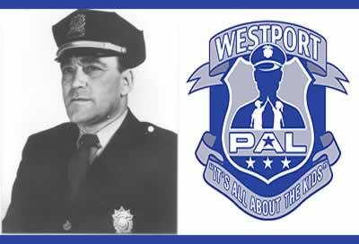 59th Annual Westport PAL Chief Samuel Luciano Golf Tournament logo