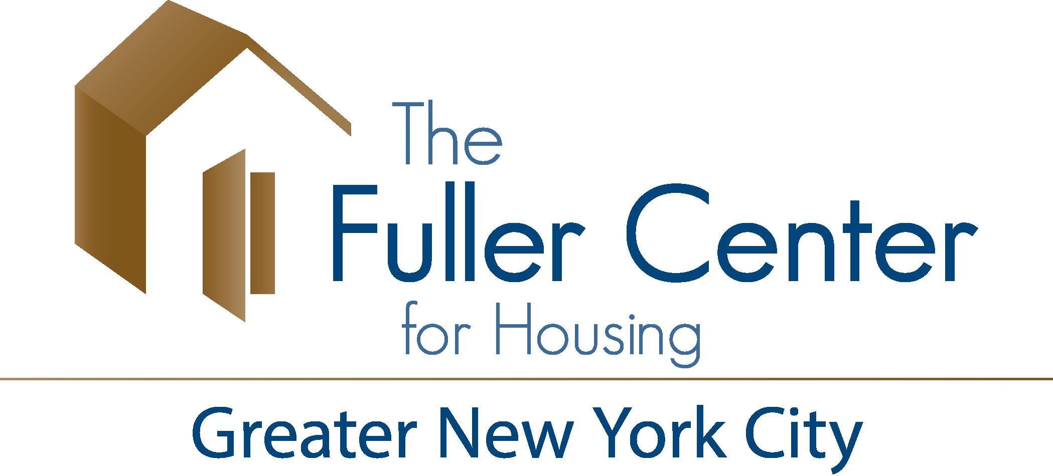 Fuller Center for Housing of Greater New York City Annual Golf Outing logo