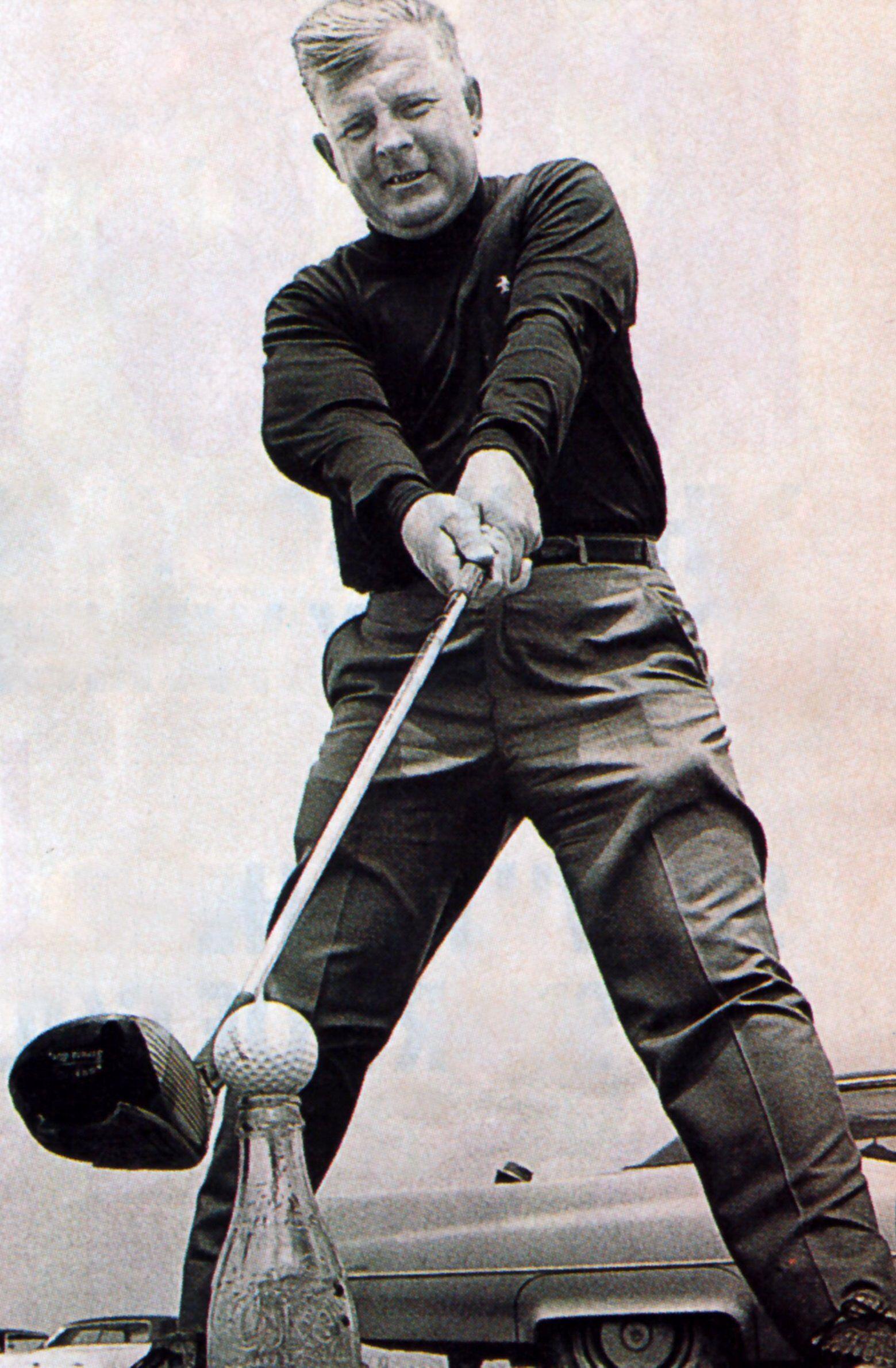 15th Annual Moe Norman Memorial golf tournament logo
