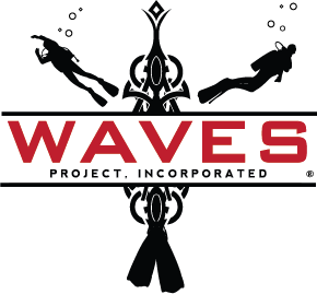 WAVES Project 1st Annual Veteran Golf Classic             Benefiting Wounded Veterans logo