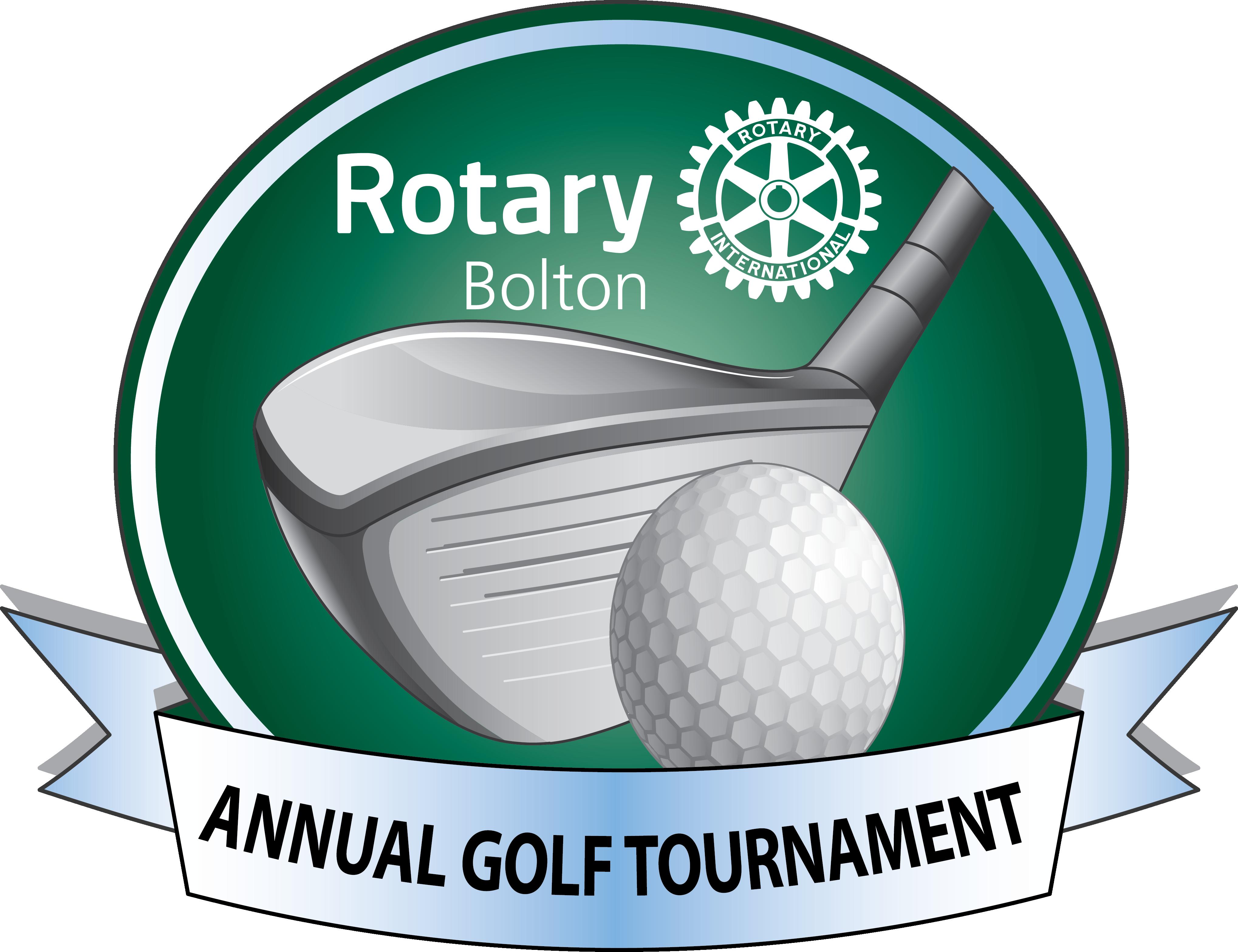Bolton Rotary Golf Fall Tournament logo