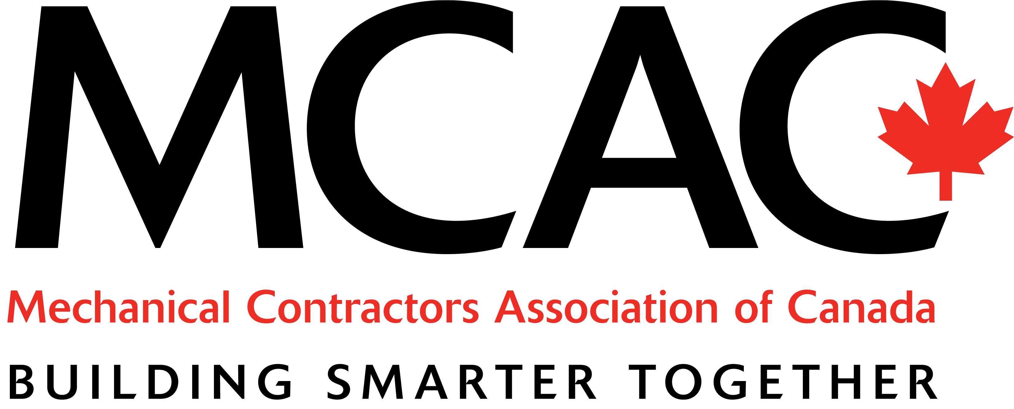 MCA Canada's Construction Education Council Annual Fundraising Golf Tournament logo