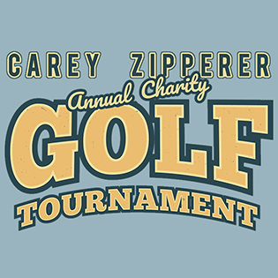 Carey Zipperer Annual Charity Golf Tournament 2021 logo