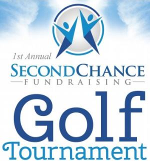 Second Chance Fundraising Golf Tournament logo