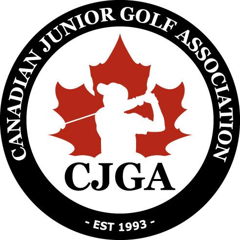 CJGA (Canadian Junior Golf Association) Charity Golf Tournament on Sept 17 logo
